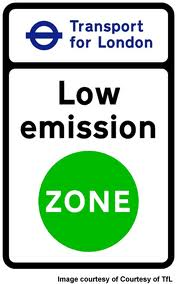 Photo for Low Emission Zone - Are you ready for 3rd January 2012?